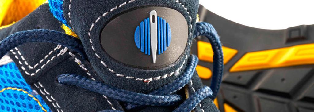Seguridad Urgent Zapatos de trabajo Modelo 262/S1/EN ISO 20345